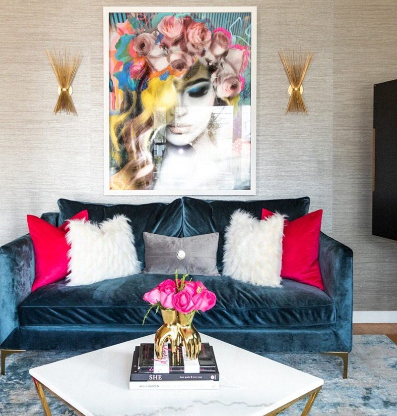 15 Velvet Sofas That Are Actually Worth The Splurge For Your Living Room Makeover