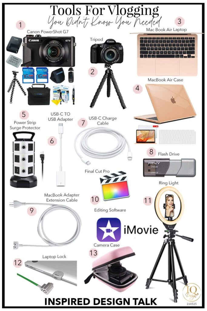 tools-for-vlogging
