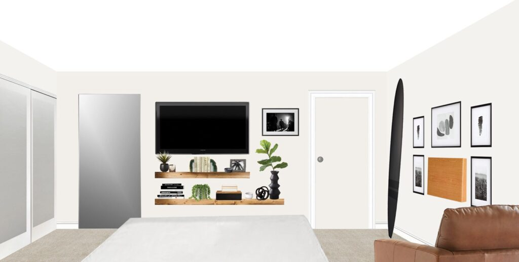 how-to-decorate-around-tv