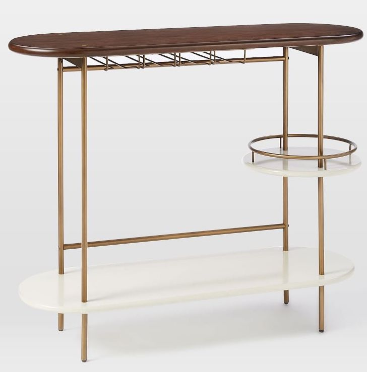 tiered-bar-console