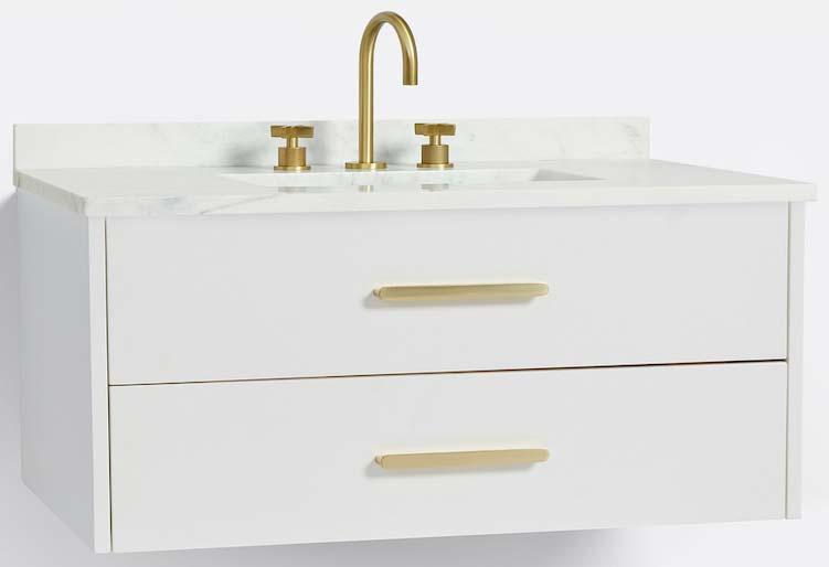 white-wall-mount-bathroom-vanity