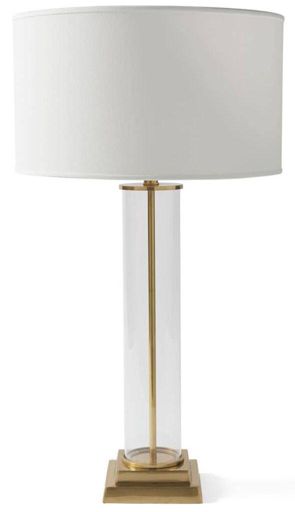 living-room-ideas-white-gold-table-lamp