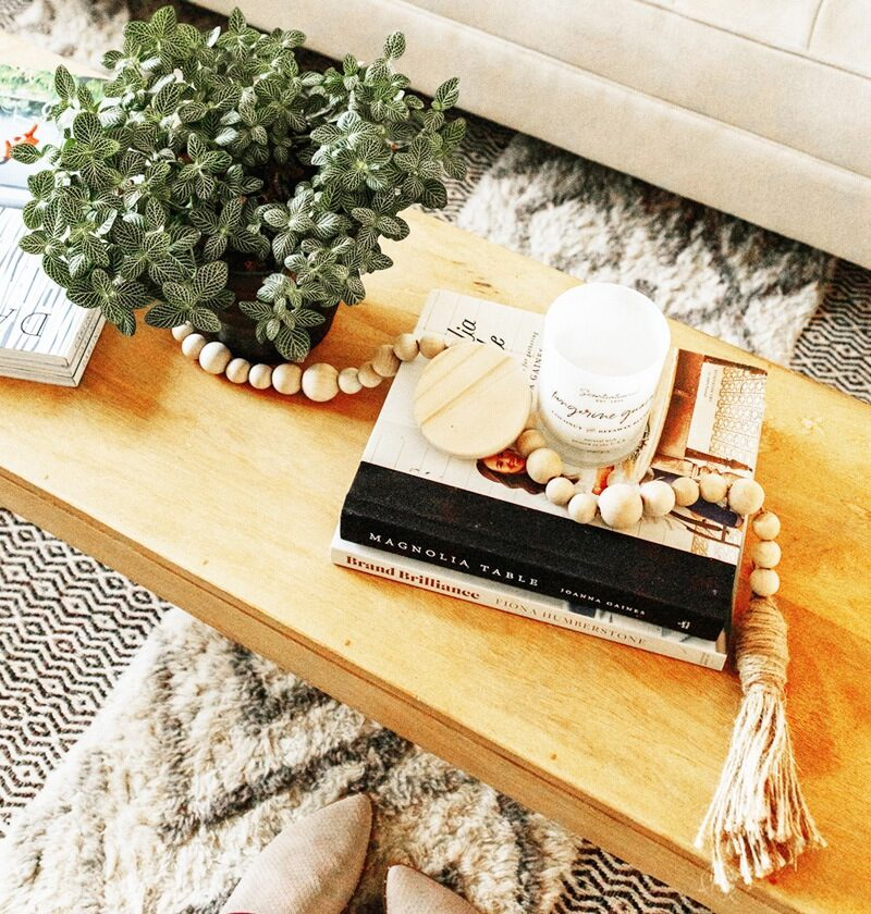 Living Room Makeover With Anthropologie You'll Love