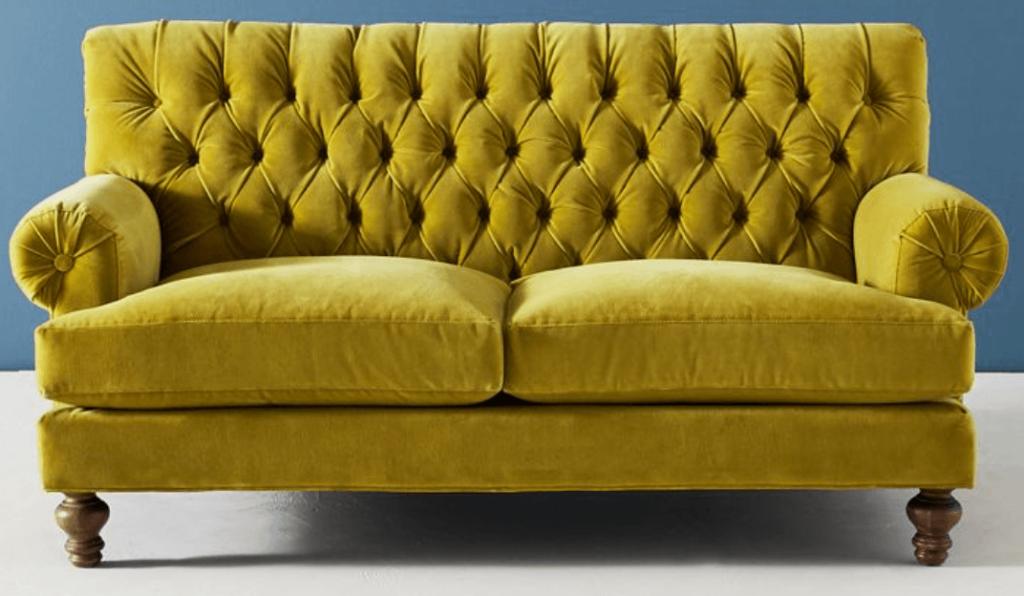 velvet-sofas-fan-pleat-sofa