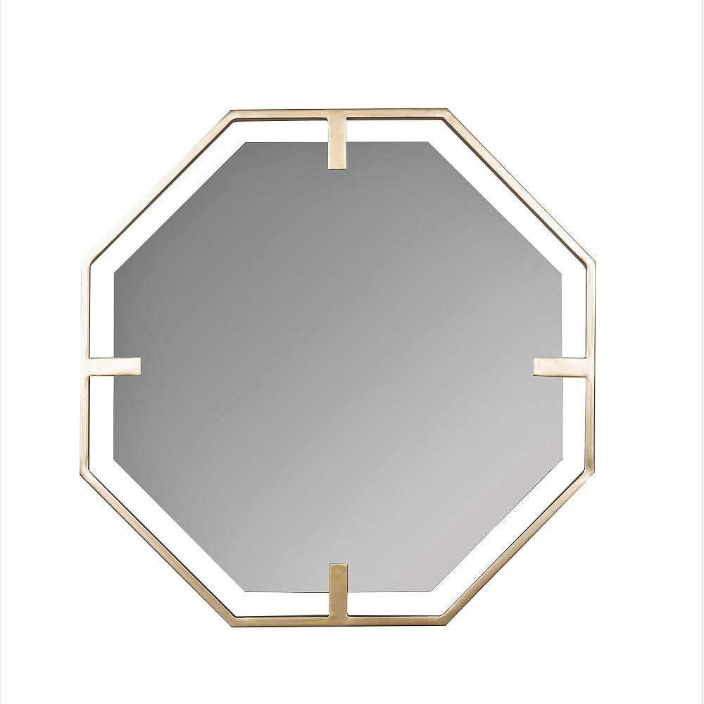 octagon-floating-frame-mirror
