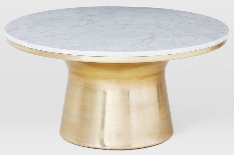 marble-topped-pedestal-coffee-table
