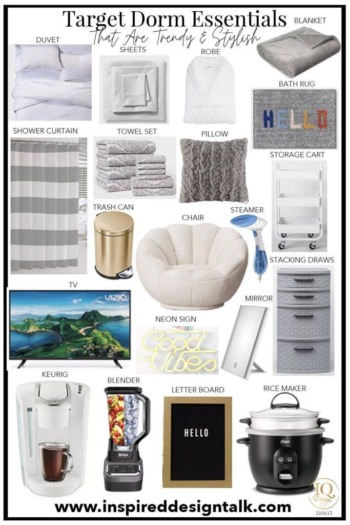 target-dorm-essentials