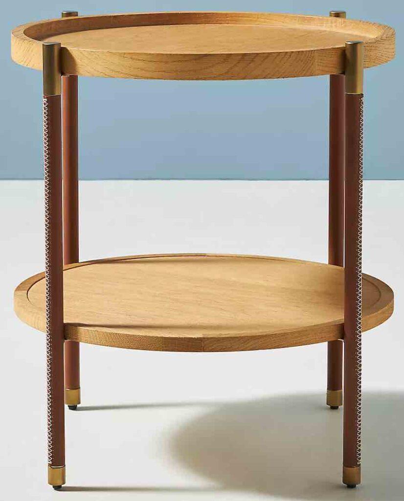 wood-side-table