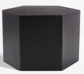 black-small-table