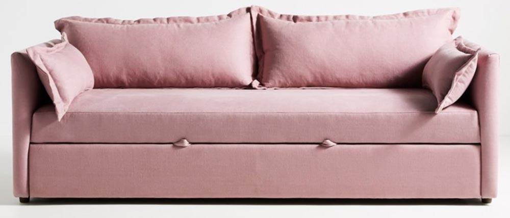 pink-sleeper-sofa