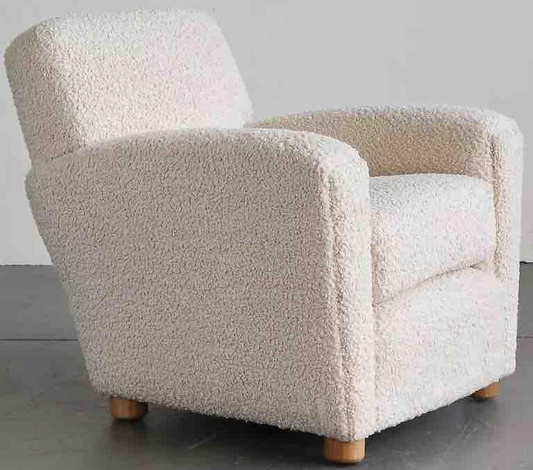 boucle-chair