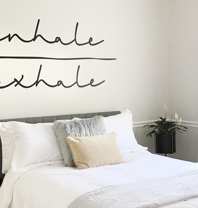 11 Inspirational Wall Decals That Will Keep You Motivated