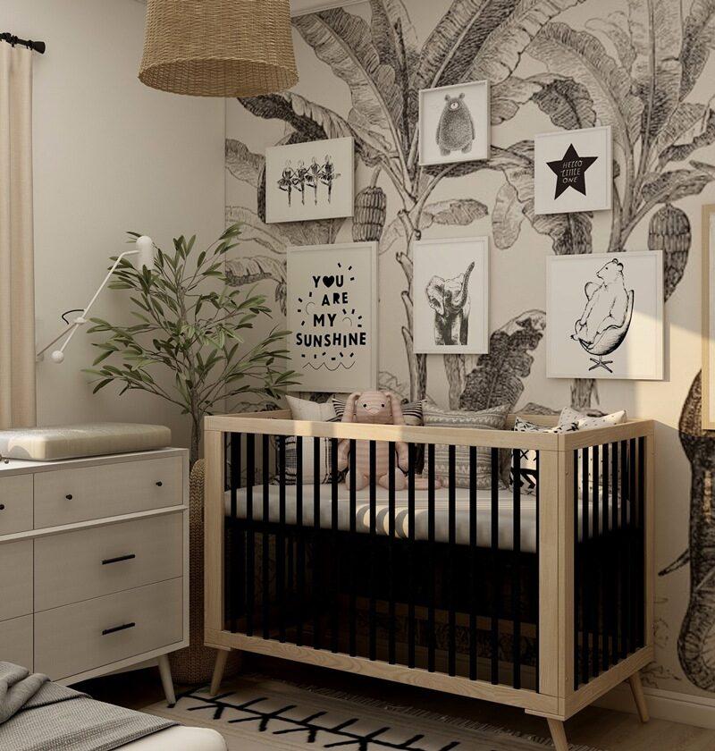 3 Walmart Nursery Design Ideas That Are Super Cute