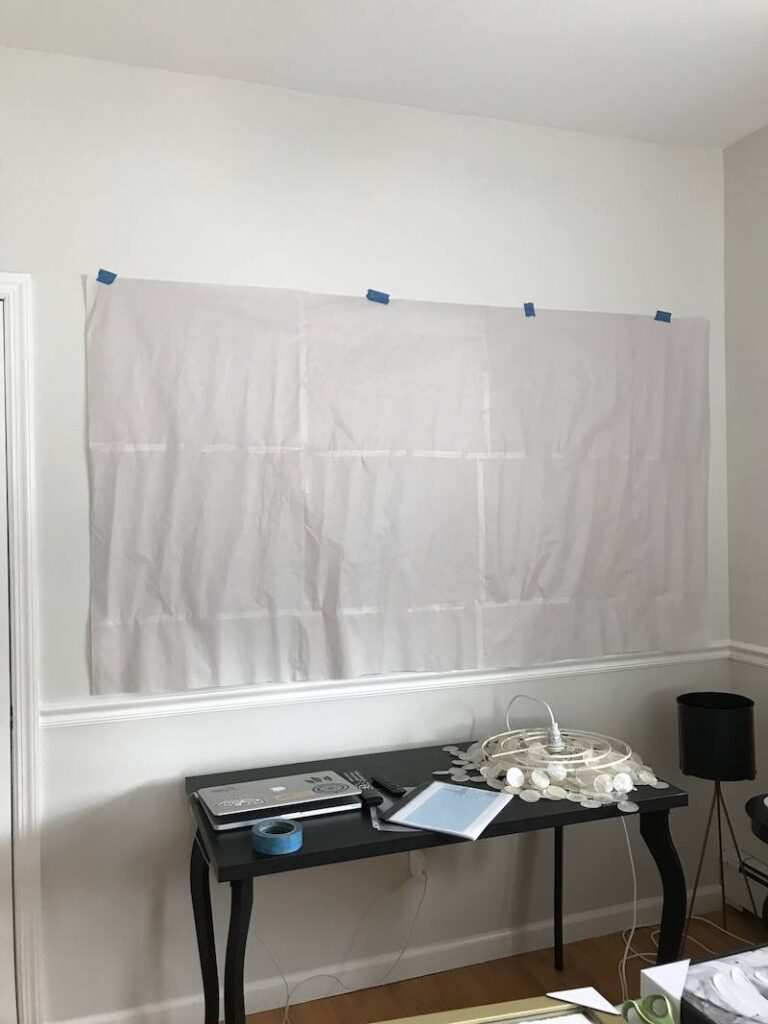 how-to-create-a-gallery-wall-prep