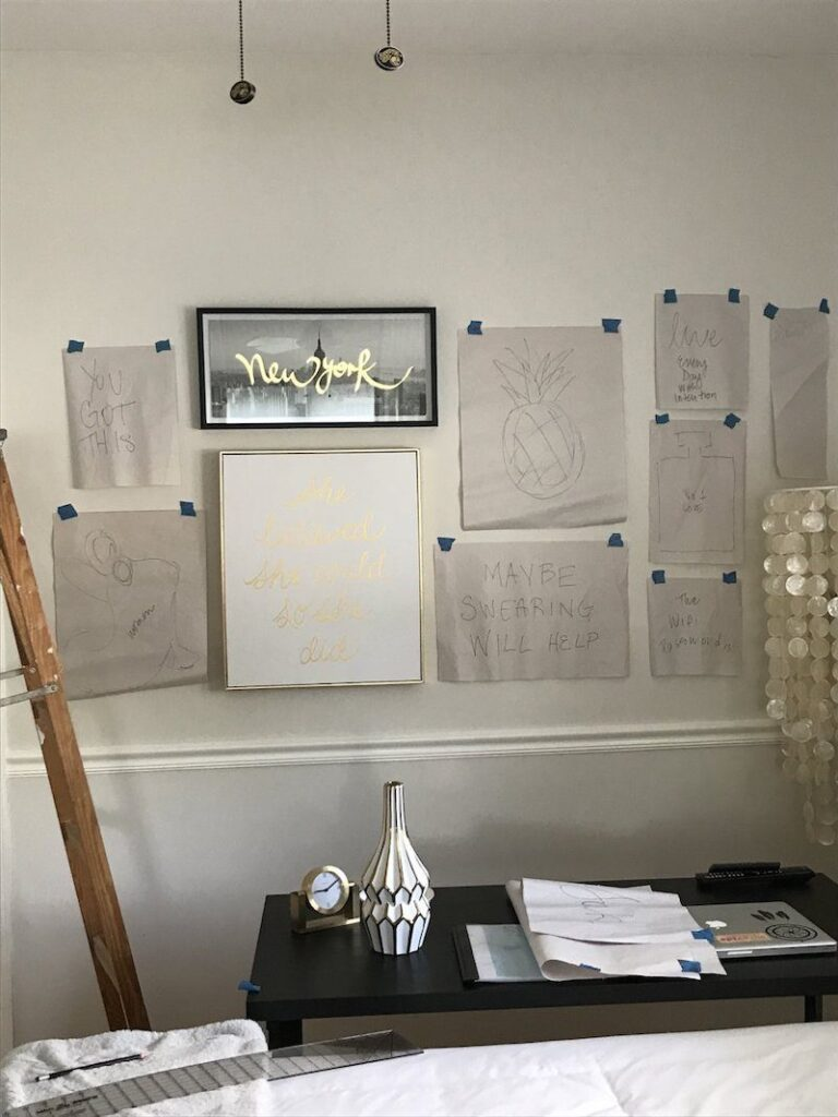 how-to-make-a-gallery-wall