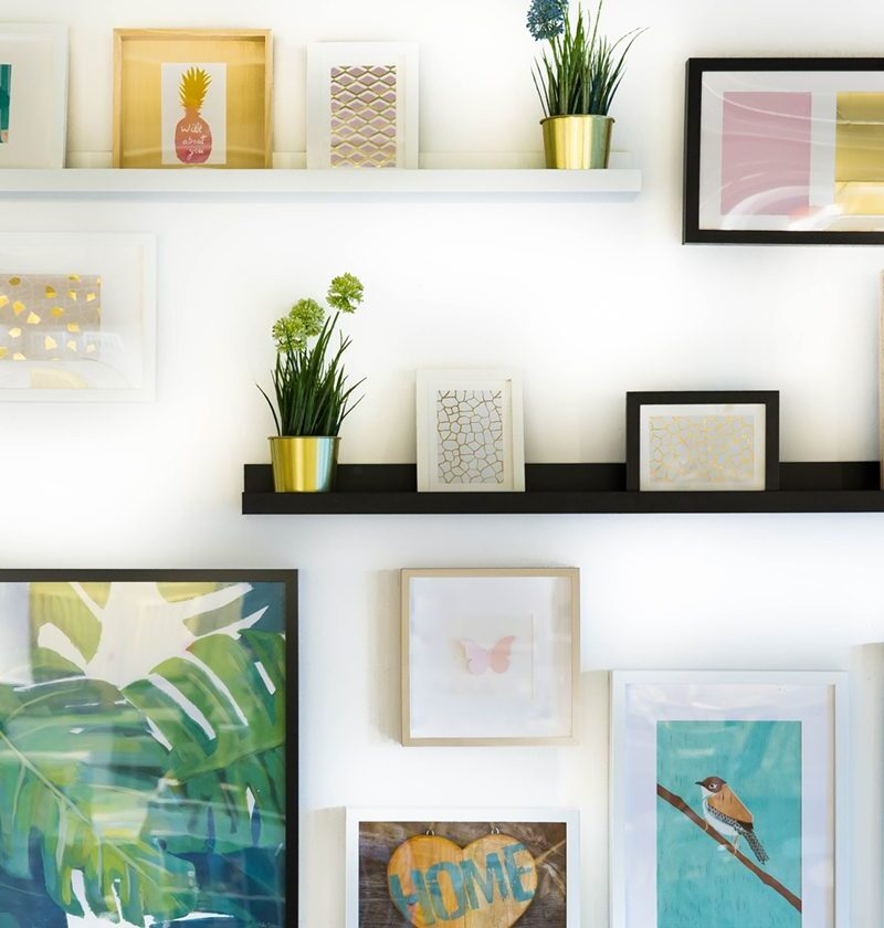13 Gallery Wall Frames You Need In Your Living Room