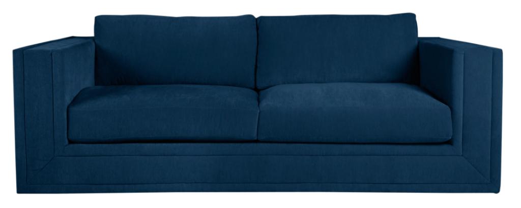 navy high performance sofa