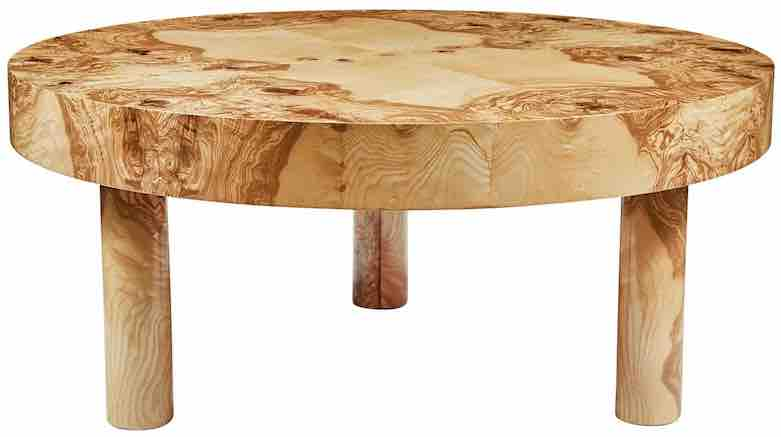 round-burl-wood-tables