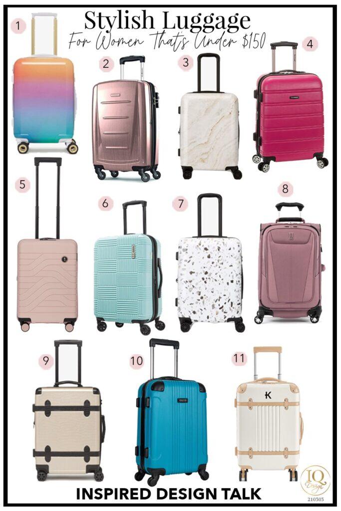 stylish-luggage-for-women