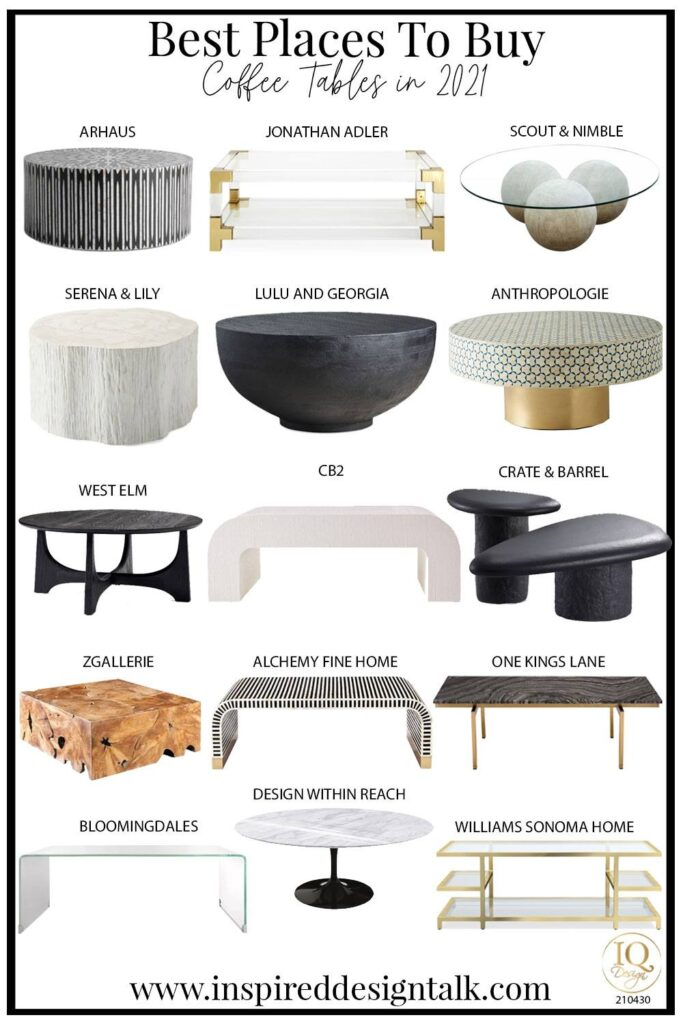 best-places-to-buy-coffee-tables