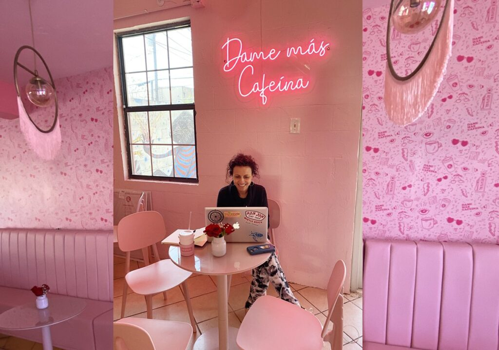 light-pink-home-decor