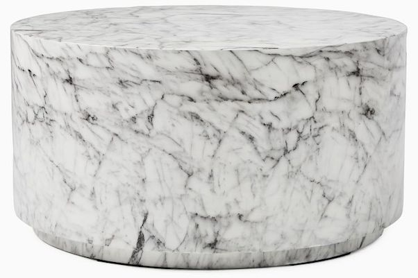 marbled-drum-outdoor-coffee-table