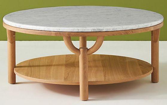 wood-marble-coffee-table