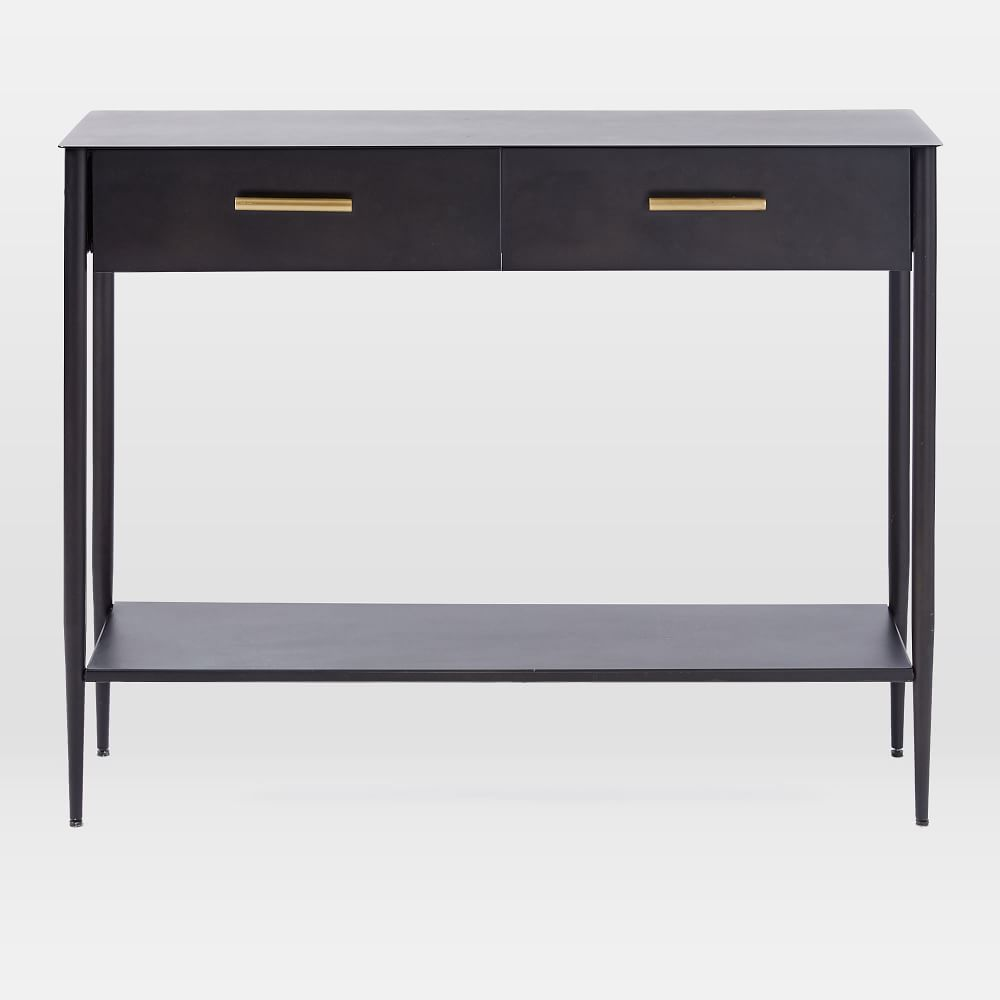 metal-console-table