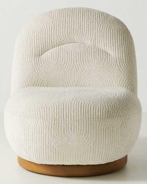 swivel-chair