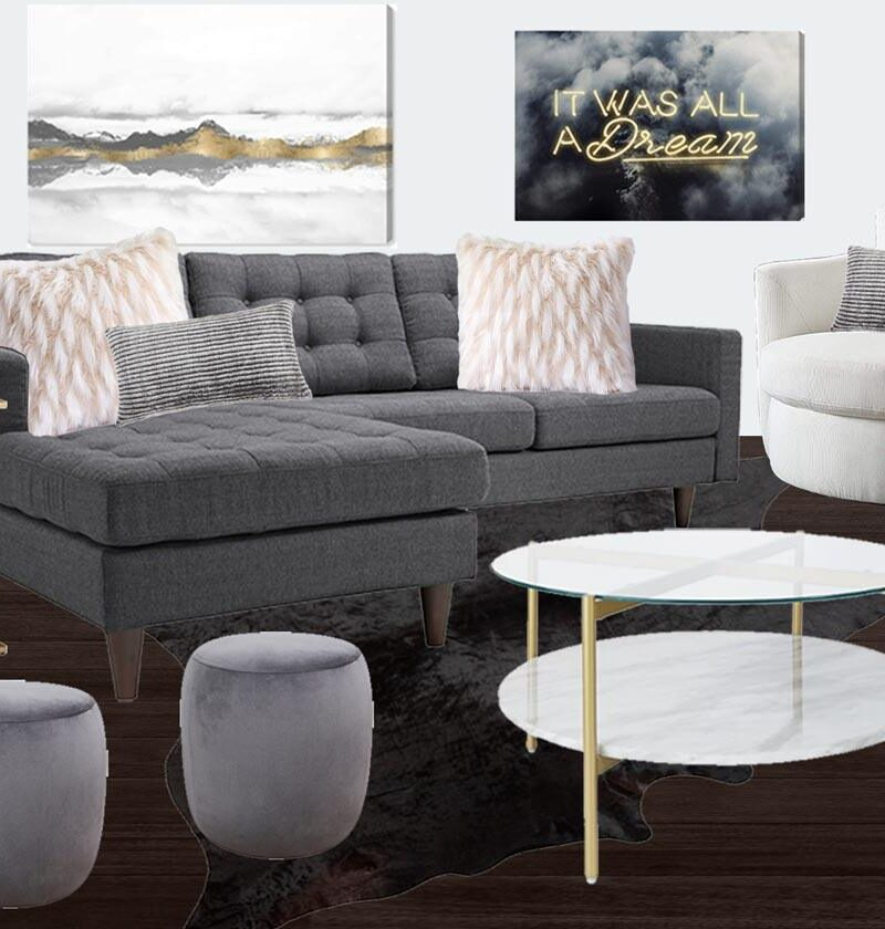 11 Amazon Living Room Furniture That'll Level Up Your Airbnb