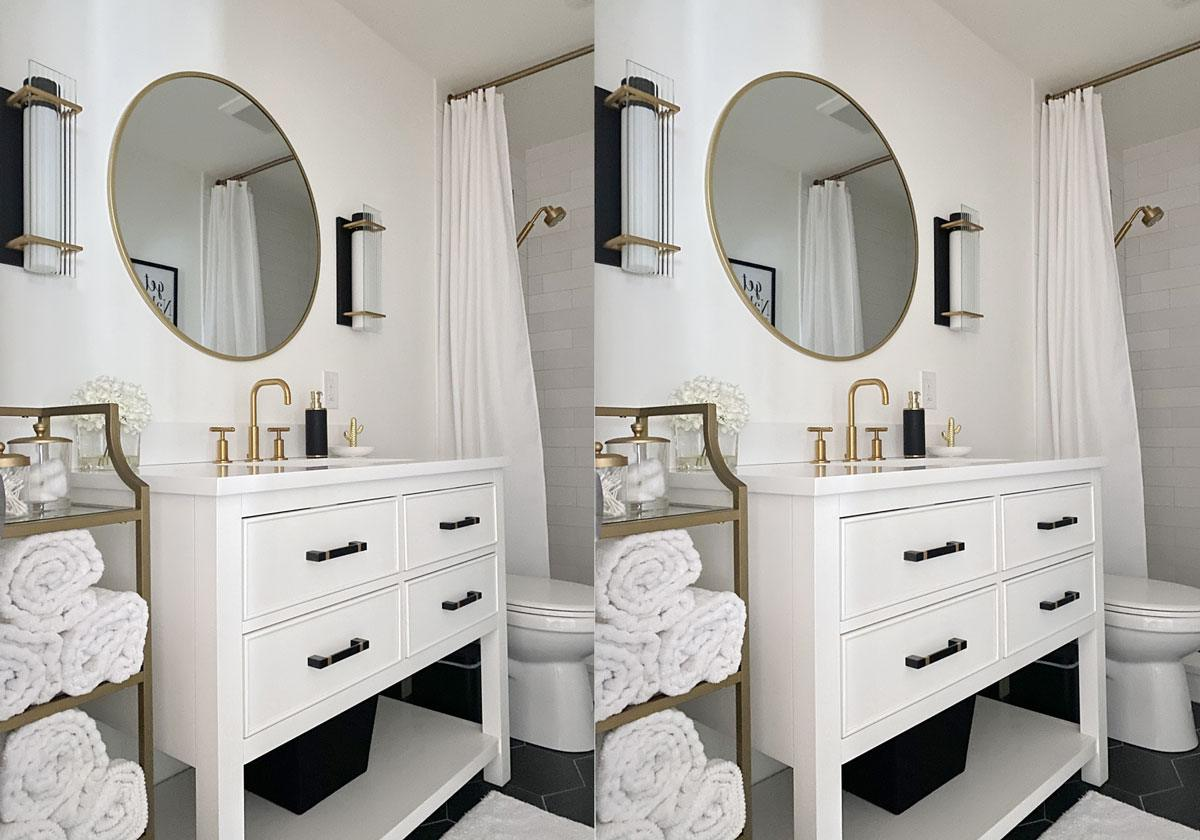 19 Best Bathroom Mirrors That Ll Make Your Space Look More On Trend Inspired Design Talk
