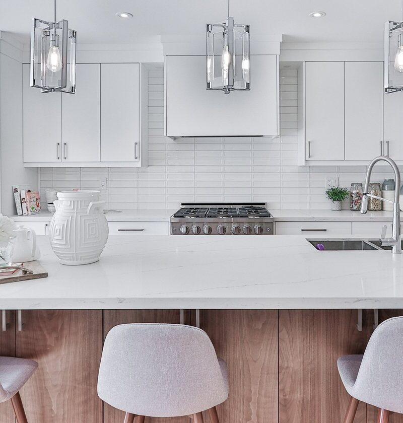 12 Best Counter Stools That'll Take Your Kitchen To The Next Level