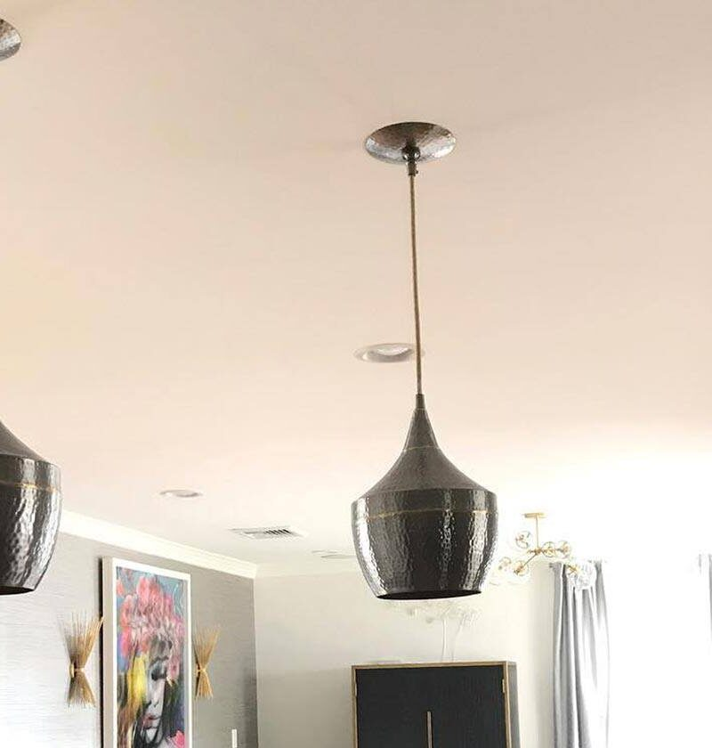 16 Modern Pendant Lights That Will Upgrade Your Kitchen Island