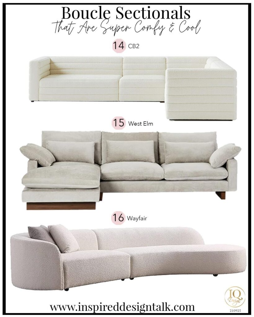 boucle-sectional