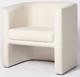 barrel-sherpa-accent-chair