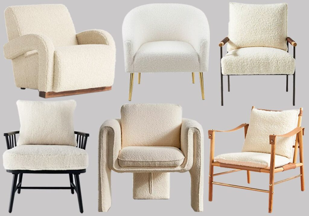 sherpa-accent-chair