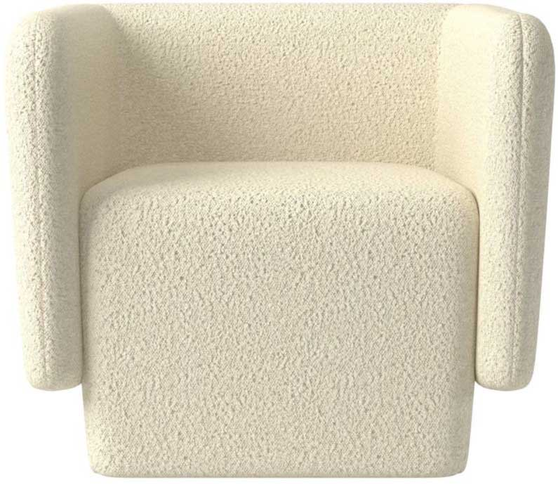boucle-accent-chair